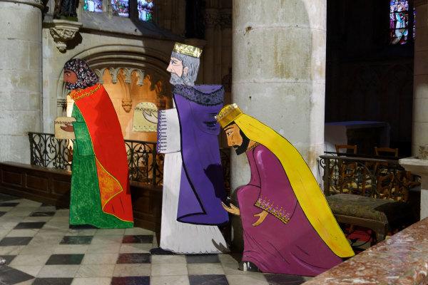 Eglise Eure Noel