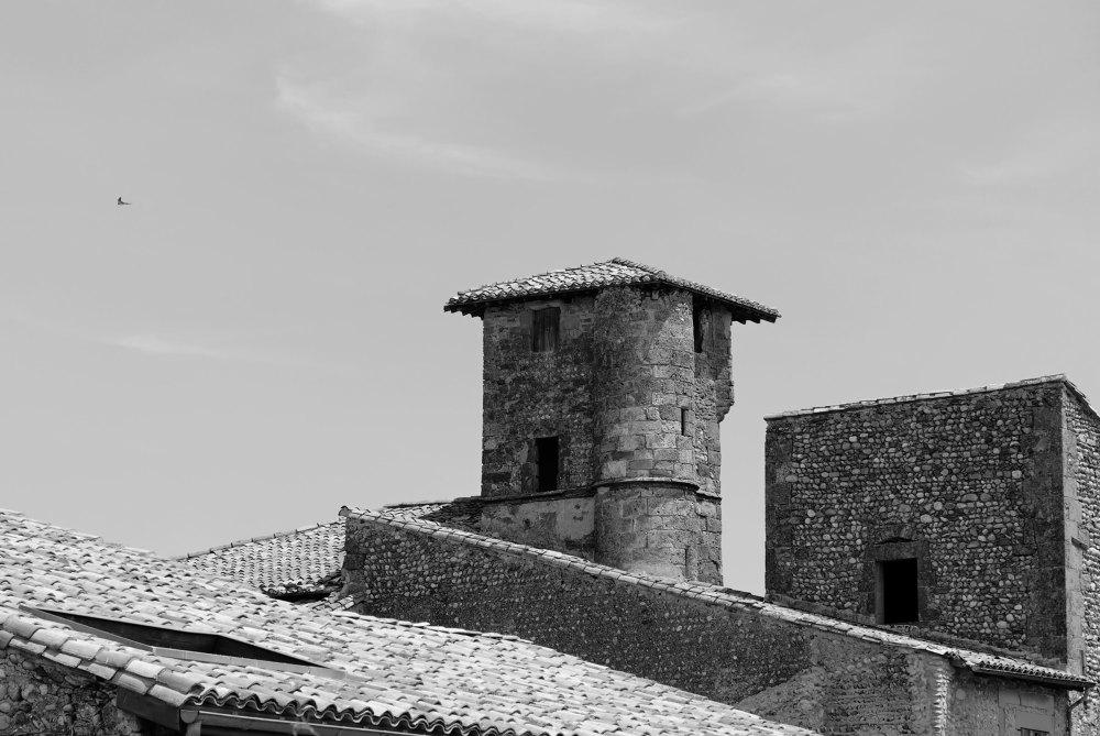 Drome 26 Bourg-Les-Valence Architecture Toit Murs