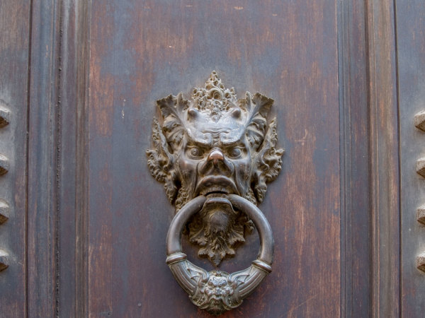 Architecture Porte Heurtoir Italie
