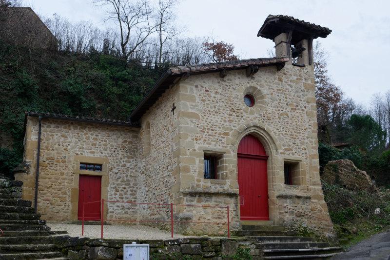 Architecture Lieu Sacré Drome 26