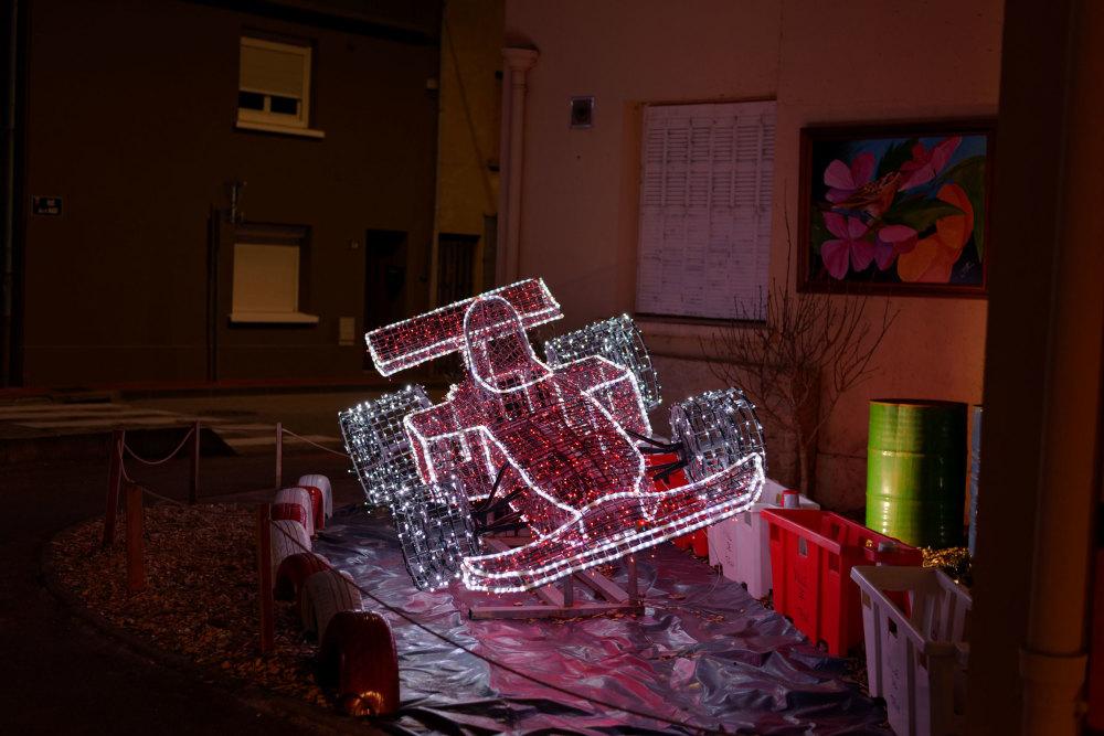 Drome 26 Automobile Nuit Tain