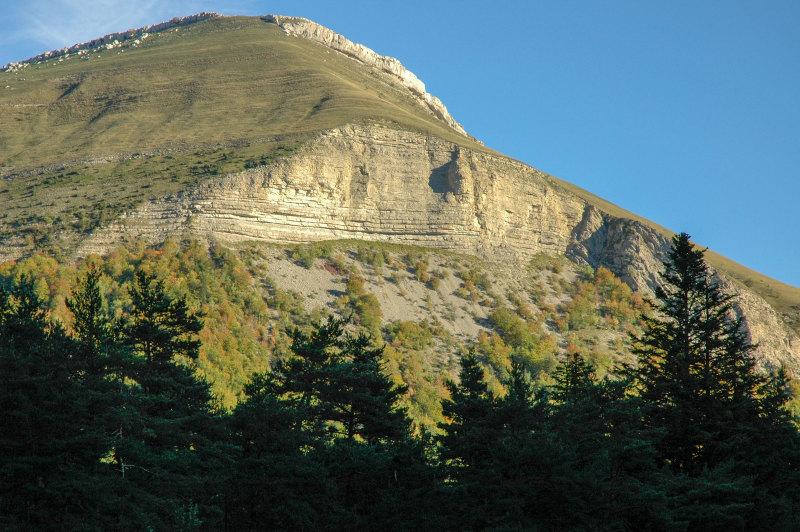Paysage montagne Drome 26