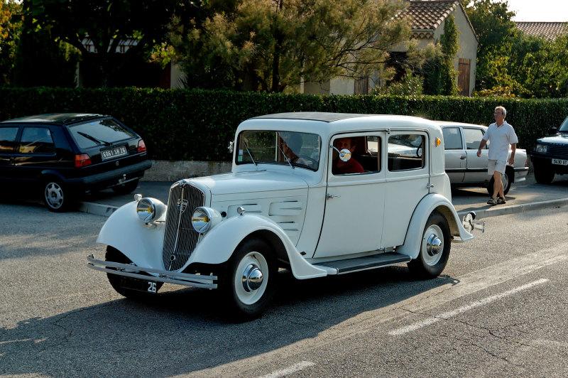 Drome 26 Automobile Transports