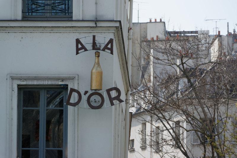 Paris Enseigne