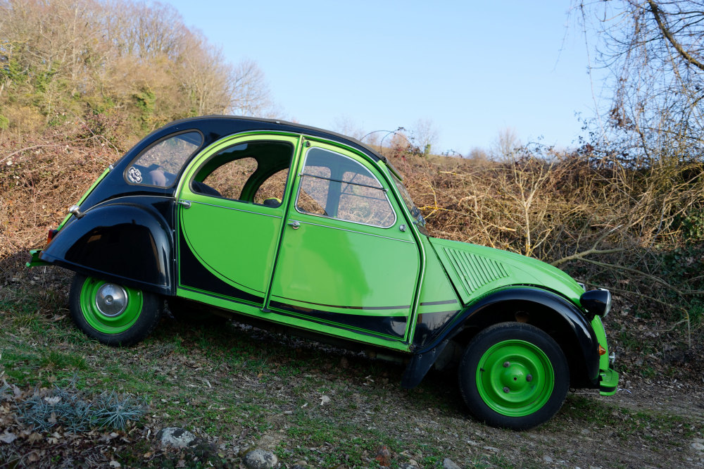Automobile Citreon 2CV Isere