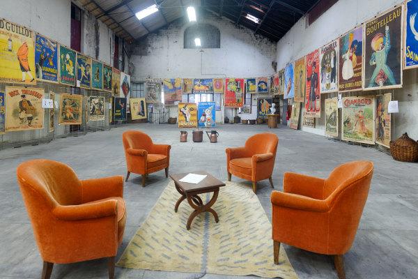 Musée CherryRocher Isère Interieur