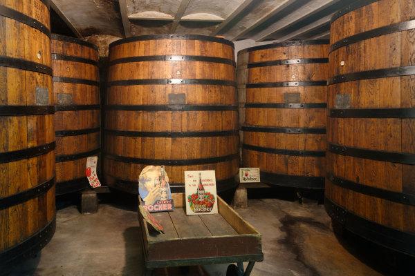 Musée Isère Tonneau