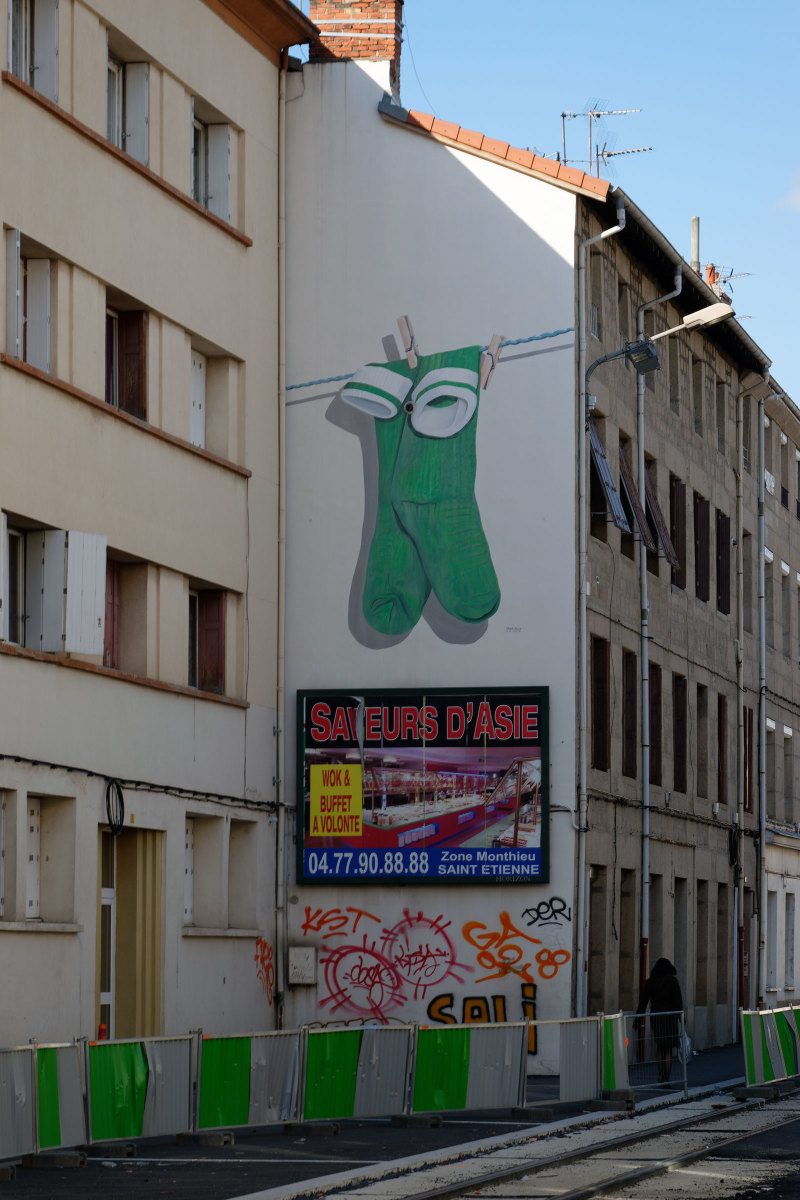 Loire Graffiti Insolite
