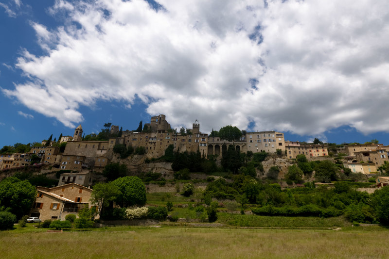 Drome 26 Paysage Montbrun