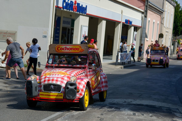 Drome 26 Valence Automobile 2CV Citroen