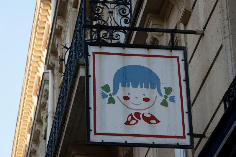 Enseigne Enfant Portrait Paris