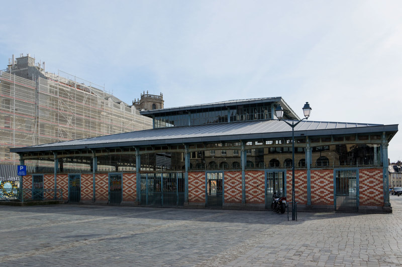 Rennes Architecture Ville