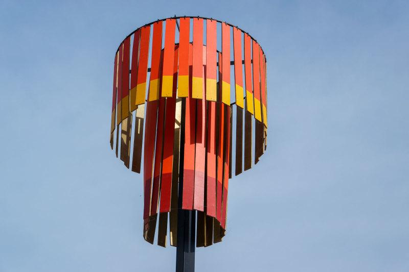 Art lampadaire Rennes