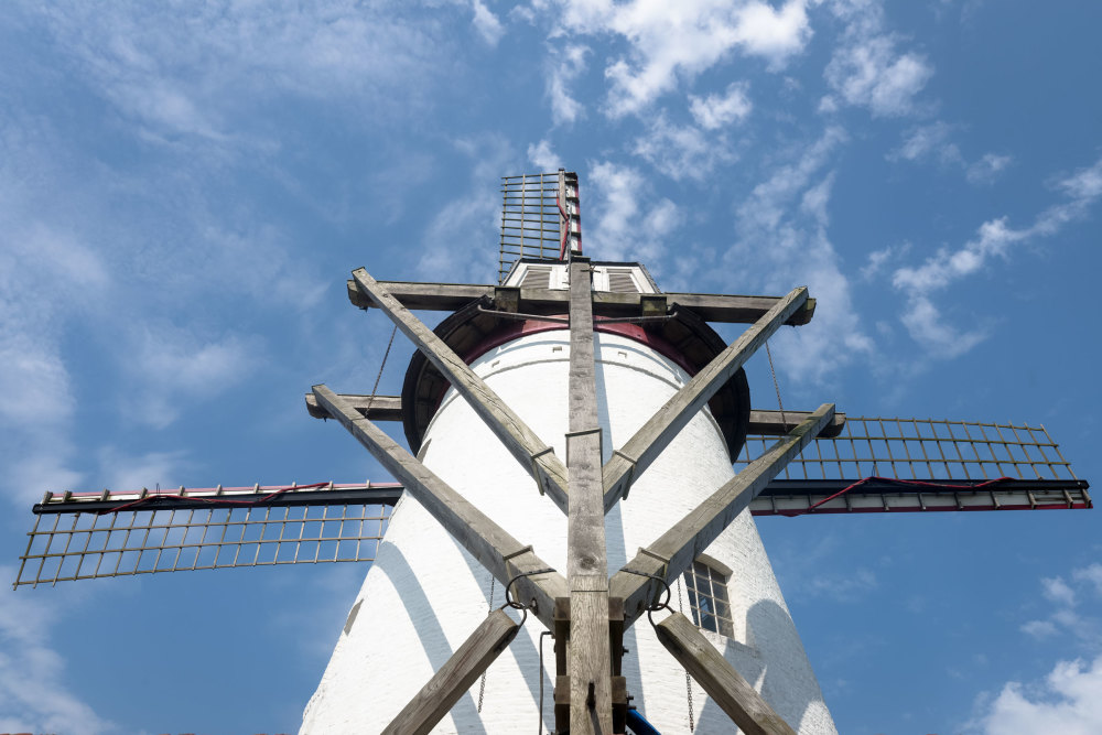 Moulin Ciel Belgique