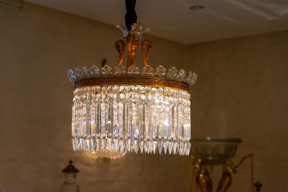 Lumière Cristal Baccarat