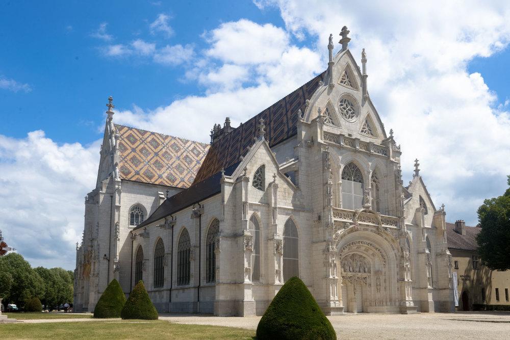 Architecture Art Sacré Ain Monastère