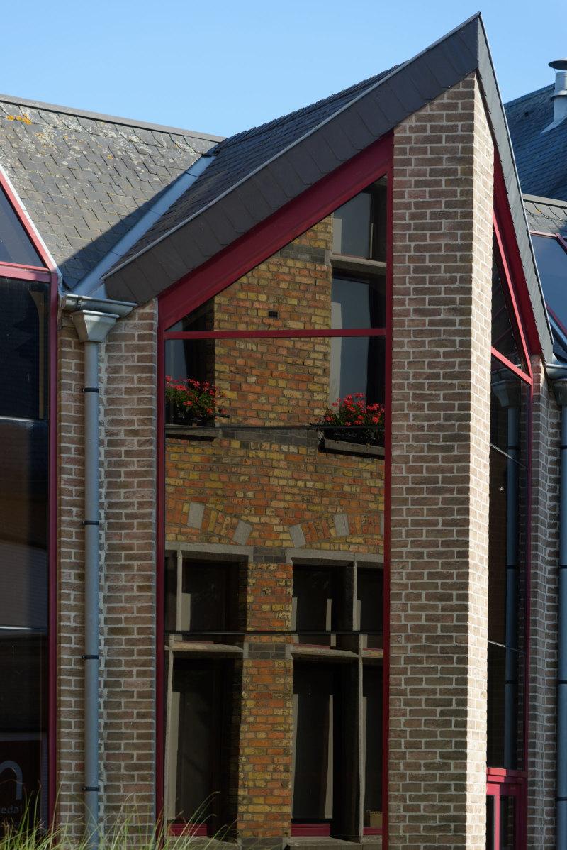 Belgique Reflet Architecture