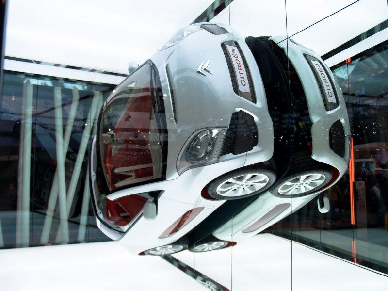 Automobile Citroen Salon Geneve