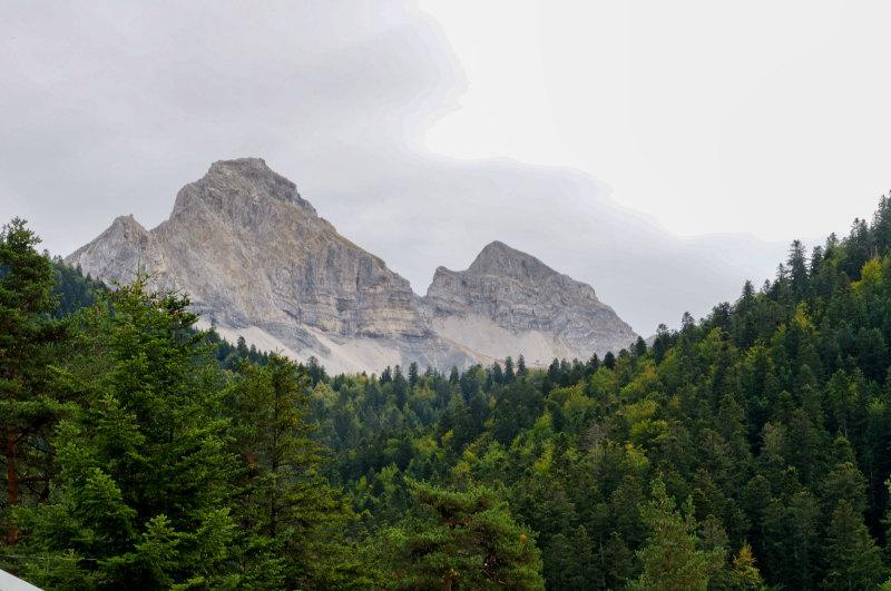 Drome 26 Paysage Lus Montagne Nature