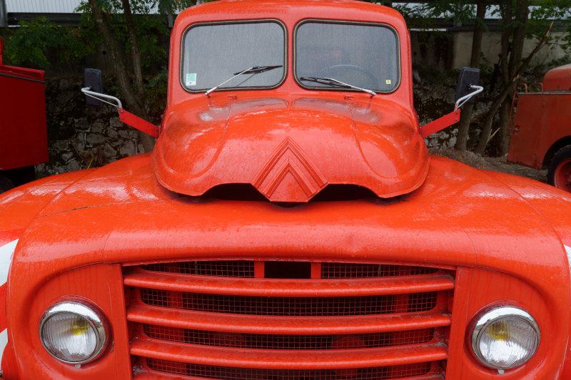 Citroen Automobile Ardeche Pompiers