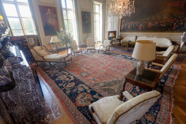 Château intérieur Belgique