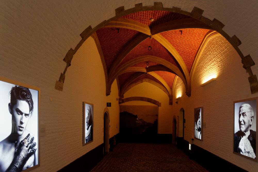 Belgique Audenarde Musee Briques Photo