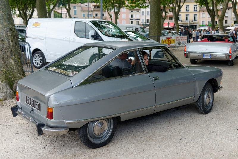 Automobile Citroen M35 Tournon Ardeche