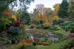Drome 26 Baumont-Monteux Jardin Automne