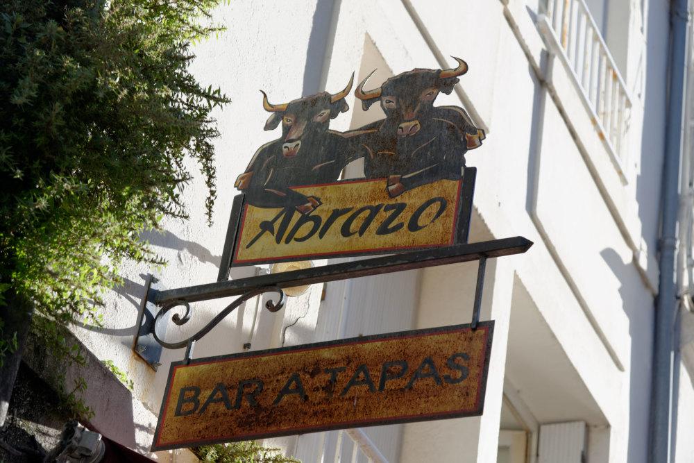 Enseigne Animaux Restaurant