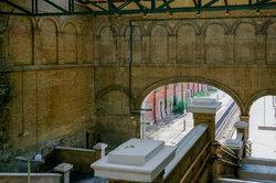 Londres Gare Escalier