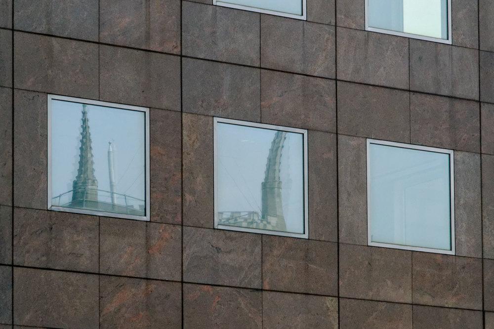 Reflet Londres Architecture