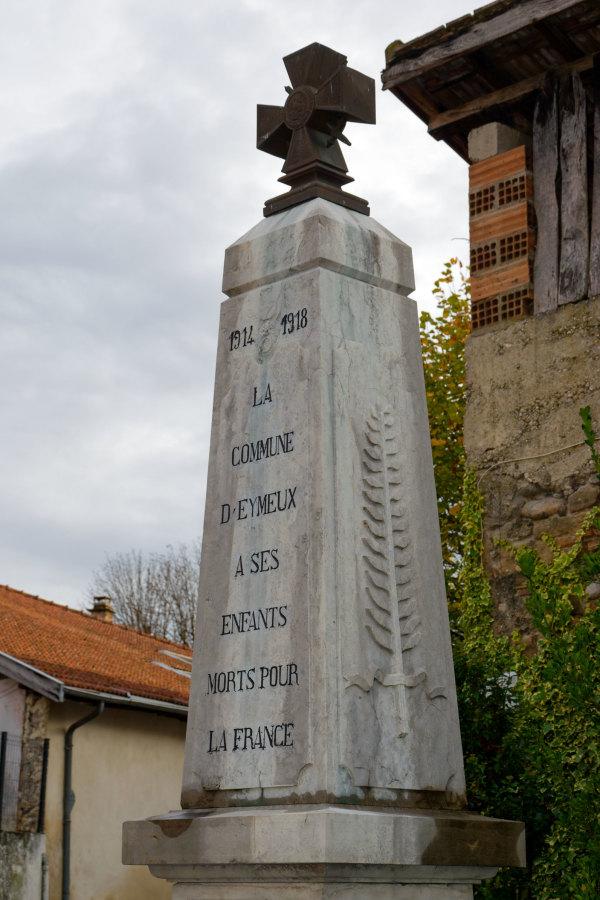 Drome 26 Eymeux Monument