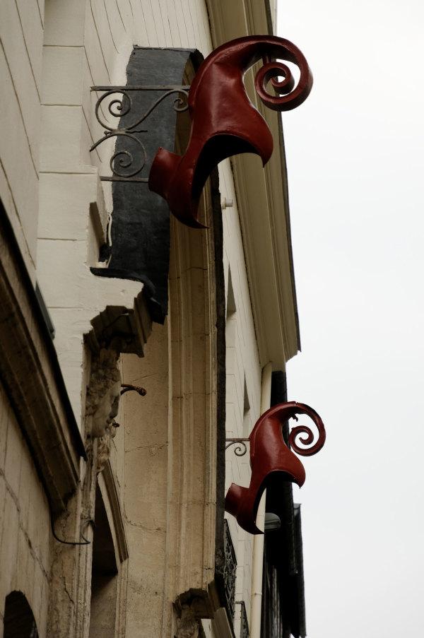 Enseign Rouen Chaussure