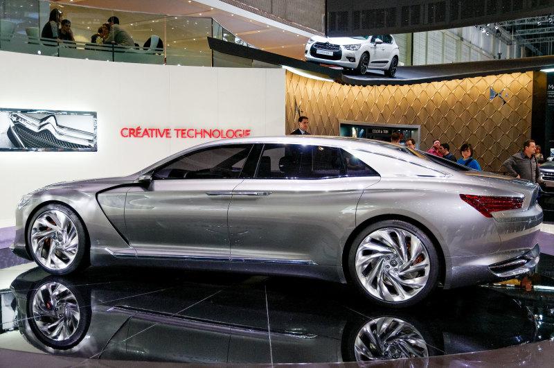 Automobile Citroen Geneve