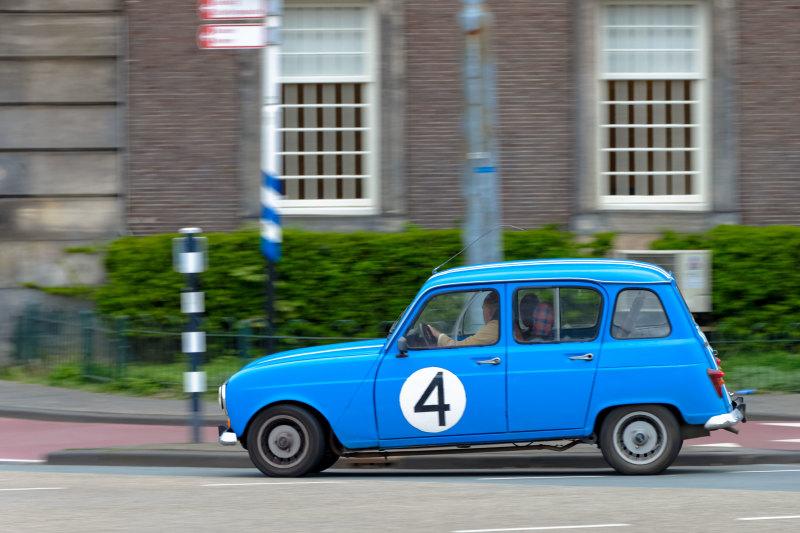 Pays-Bas Automobile Renault 4L