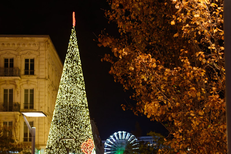 Valence Drome 26 Noel Nuit Lumiere