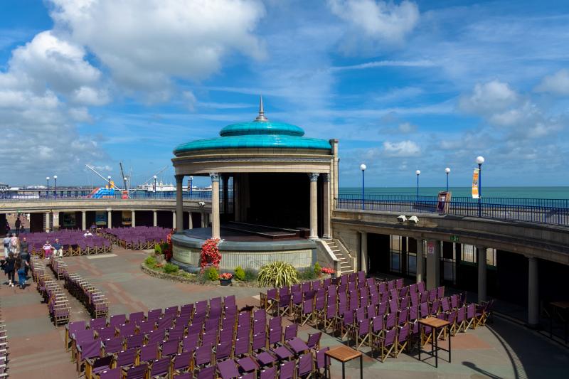 Paysage UK Architecture Mer