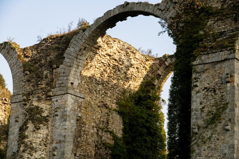 Ruine Aqueduc Maintenon Pont