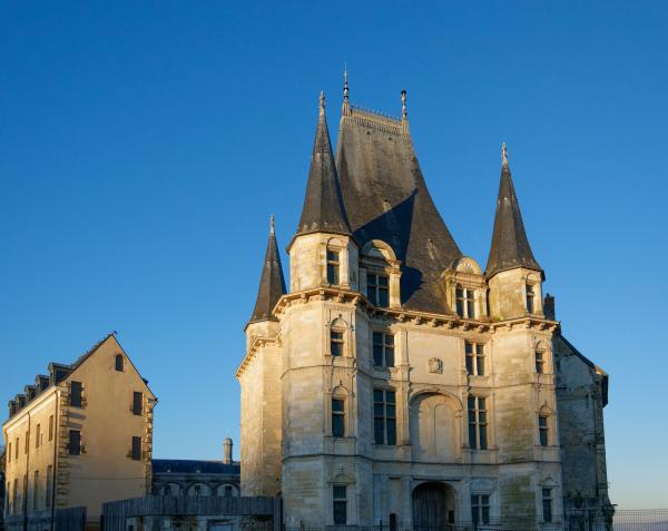 Gaillon Chateau Eure Architecture