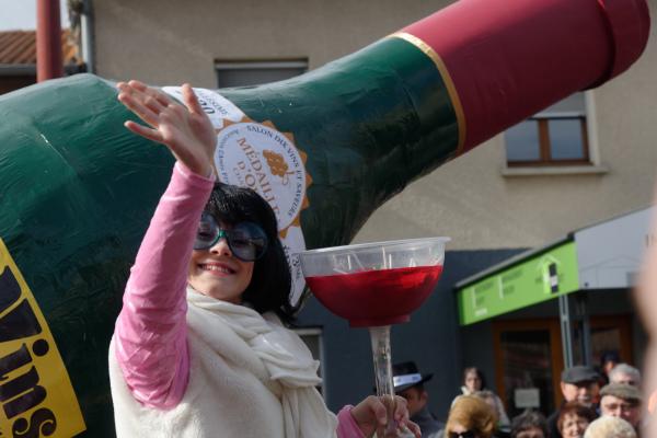 Drome 26 Chatuzange Goubet Portrait Carnaval