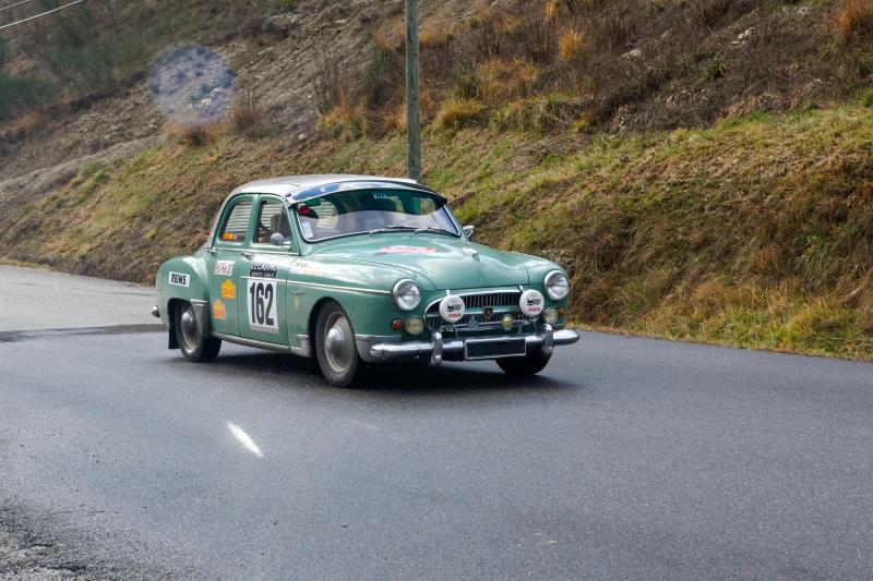 Drome 26 Automobile Renault Montecarlo