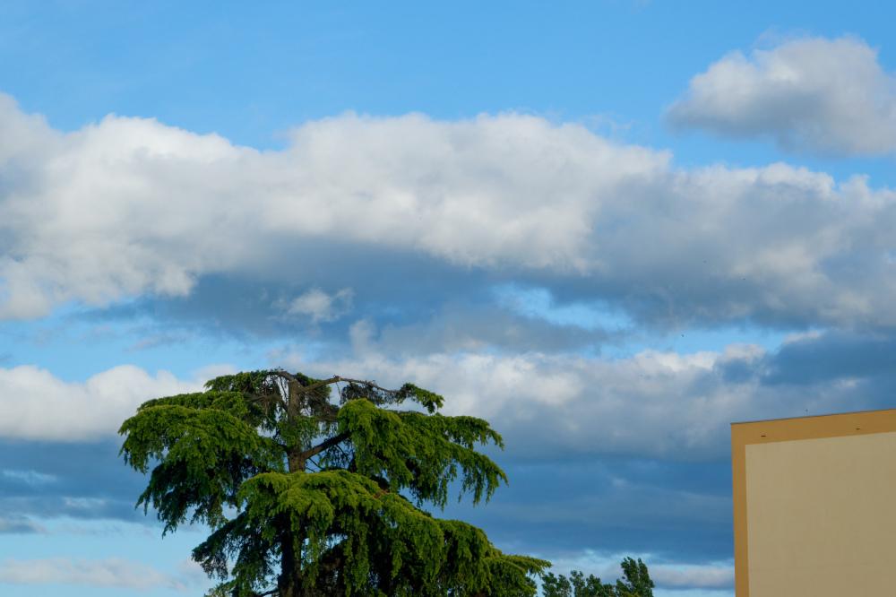 Drome 26 Valence Paysage Ciel