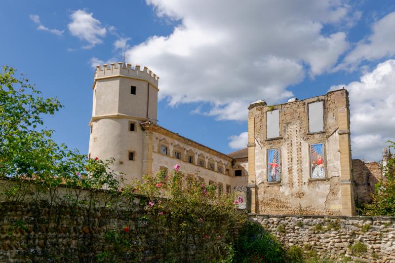 Chateau Isere Mur Architecture  Trompe-l