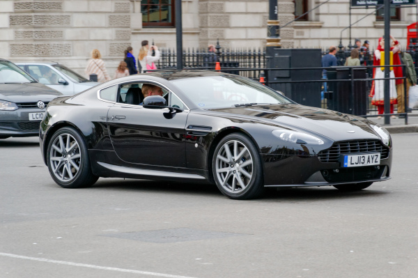 Londres London UK Aston-Martin