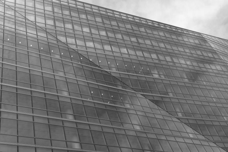 Londres London Building Architecture Verre Glass