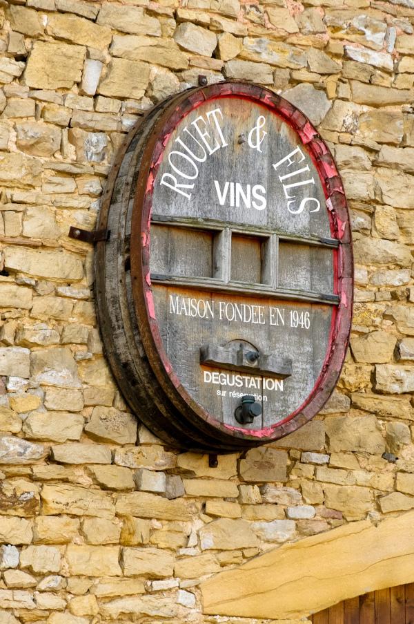 France Rhone Enseigne signage