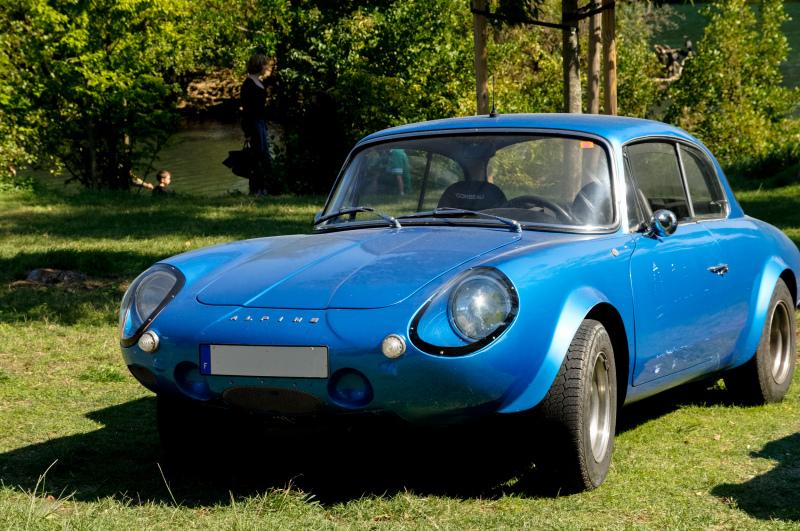 Drome 26 La-Roche-De-Glun Automobile Alpine