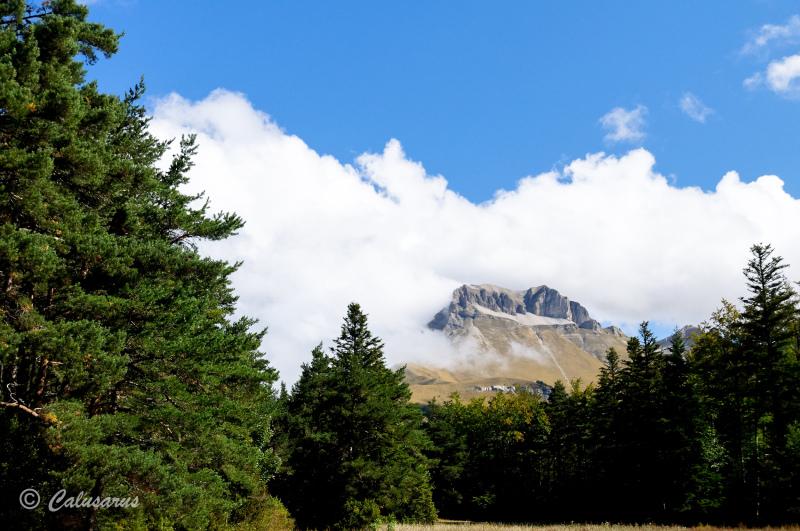 Drome 26 Paysage Montagne