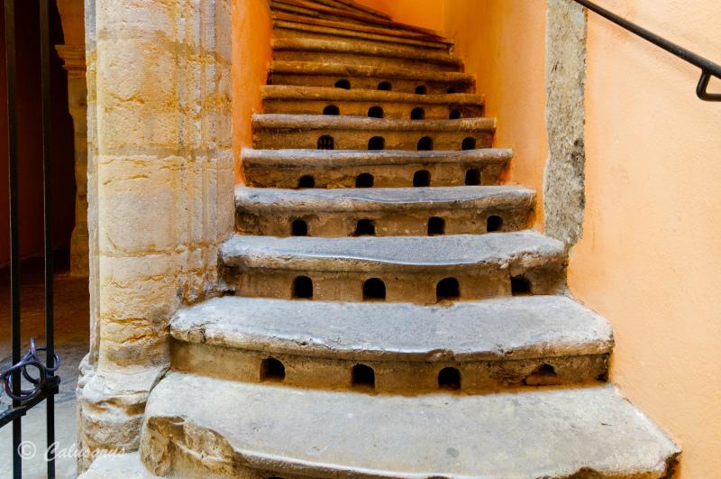 Architecture Escalier Lyon stairs