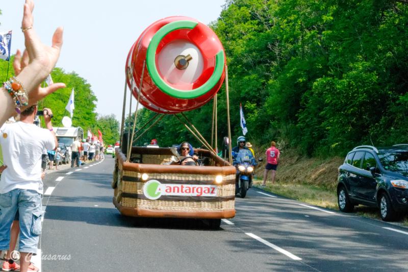 Drome 26 Divajeu Tour de France Automobile